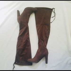 Guess Over the Knee Boots